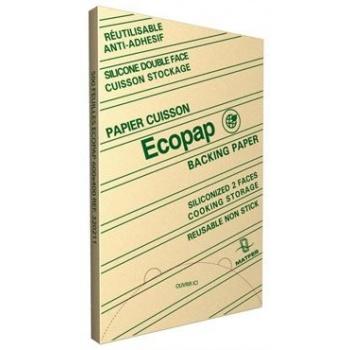 """Matfer Bourgeat """"Ecopap"""" Baking Paper 23 3/4"""" X 15 3/4"""" (39 g/m²)"""