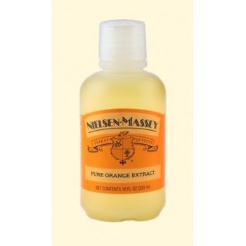Nielsen Massey Pure Orange Extract 4Oz.
