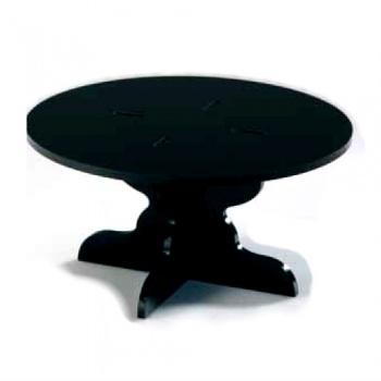 Polycarbonate Cake Display - Black -  ø 210 h 163 mm