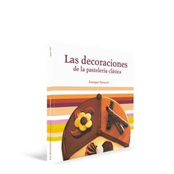 Las decoraciones de la pastelería clásica. - (Spanish)
