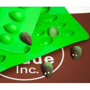 Truffly Made - Teardrop  Candy Chocolate Truffle Ganache  Molds (12g)
