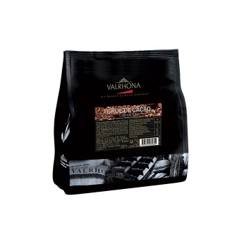 Valrhona Cocoa Nibs From Dominican Republic - 1kg