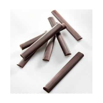 Valrhona Dark Chocolate Sticks 5g - 55% Cocoa - Box of 300 sticks