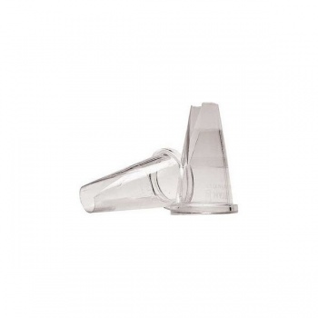 Matfer Polycarbonate Pastry Tip - St-Honore Pastry Tip - Small 10mm - SH10