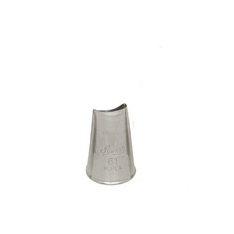 Ateco 61 - Roses Pastry Tip - Stainless Steel