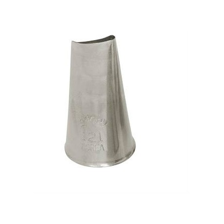 Ateco 121 - Roses Pastry Tip - Stainless Steel