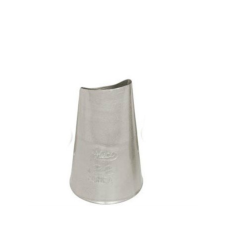 Ateco 122 - Roses Pastry Tip - Stainless Steel