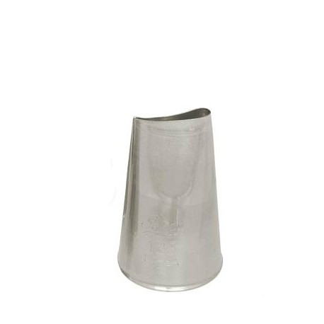 Ateco 123 - Roses Pastry Tip - Stainless Steel