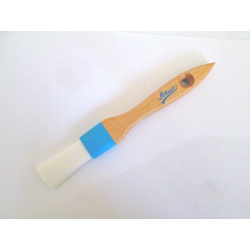 "Ateco 1"" Nylon Bristle Brush"