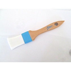 "Ateco 1.5"" Nylon Bristle Brush"