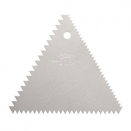 Ateco Stainless Steel Decorating Comb