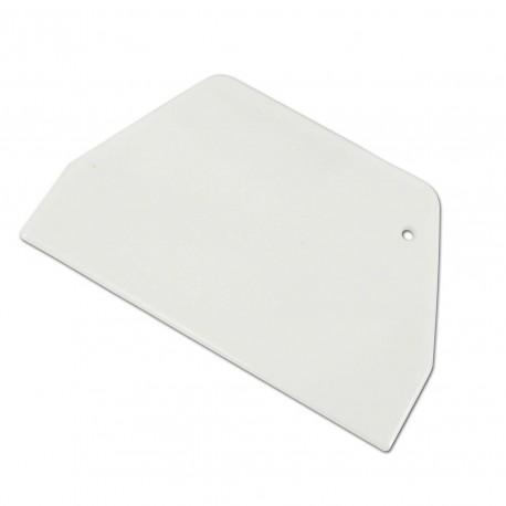 "Dough cutter plastic 7 7/8"" x 5 1/8"""