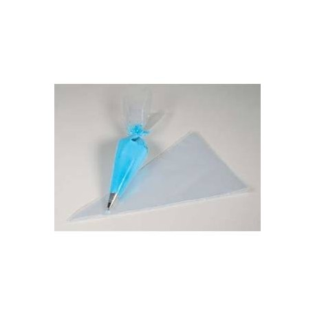 "Ateco Soft 18"" Disposable Pastry Bags (Pkg Of 100)"