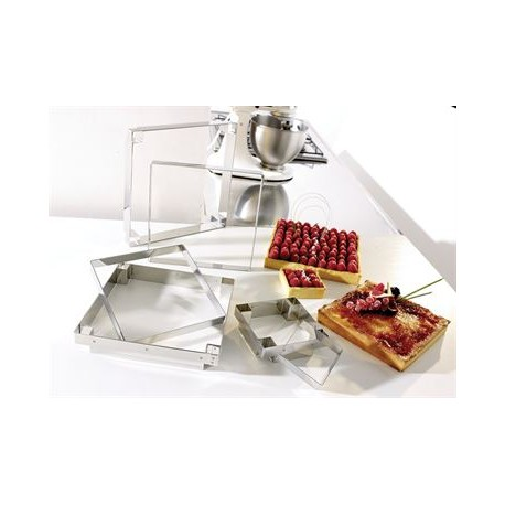 Matfer Bourgeat Square Cutter for 3'' Square Pastry Ring