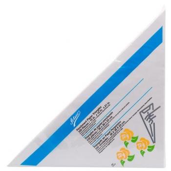 "Ateco Large Parchment Triangles 18"" (Pkg Of 100)"