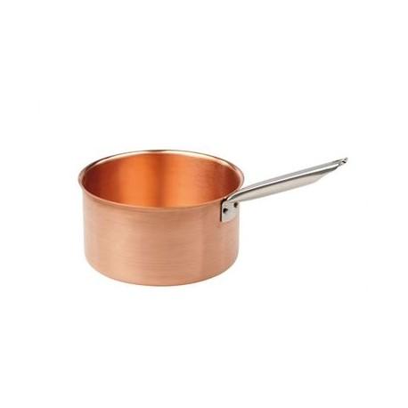"""Matfer Bourgeat Bourgeat Copper Sugar Pan 7 7/8"""""""