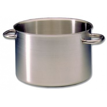 "Matfer Bourgeat Excellence Stockpot Without Lid 17 3/4"" - Non Induction"