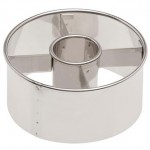 Ateco Stainless Steel Doughnut Cutters 2.5''