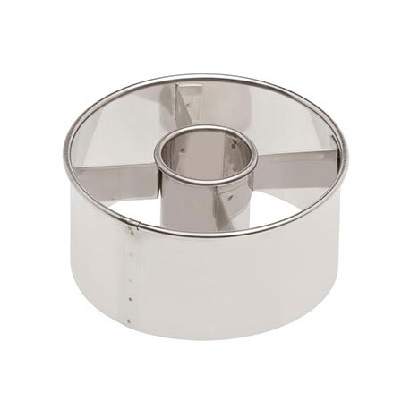 Ateco Stainless Steel Doughnut Cutters 3.5''
