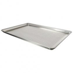 """Aluminium SheetPan -FullSize Perforated -18""""x26""""x1""""(45.1x65.4x2.54cm) -18Gauge"""