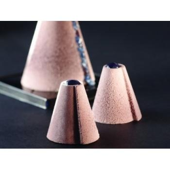 Pavoflex Professional Silicone Mold Mini Cones - 54 Cavity - PX022