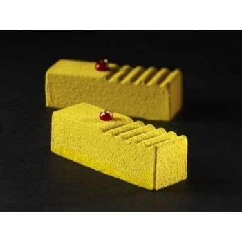 Pavoflex Professional Silicone Mold Log Mignon - 72 Cavity - PX043