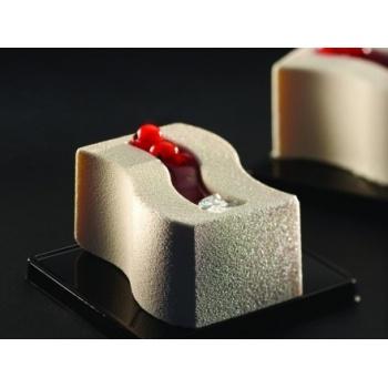 Pavoflex Professional Silicone Mold Ondina - 25 Cavity - PX023