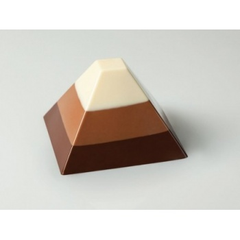 Pavoflex Professional Silicone Mold Pyramide - 35 Cavity - PX004