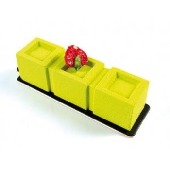 Pavoflex Professional Silicone Mold Trittico - 20 Cavity - PX015