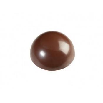 Chocolate Polycarbonate Mold Hemisphere Ø24mm - 5gr - 24 Cavity - SP1217