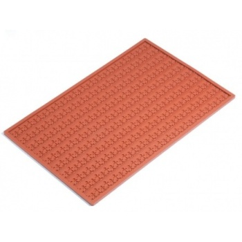 Silicone 3D Decorating Mat - 15.74''x 23.62''- (600mm x 400mm) - TB03