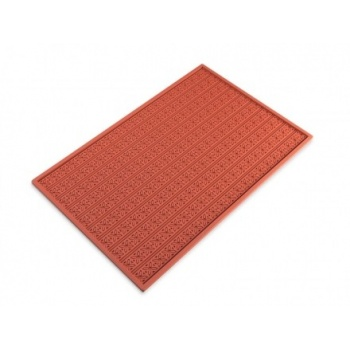 Silicone 3D Decorating Mat - 15.74''x 23.62''- (600mm x 400mm) - TB08