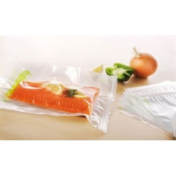 Besser Chamber Vacuum Smooth Bags 7 7/8? X 11 7/8? - Pack Of 100
