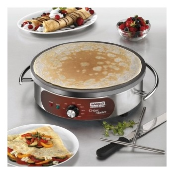 "Wahring Commercial 16"" Electric Crêpe Maker"