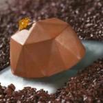 Sasa Demarle Flexipan Inspiration - Diamond - Ø 3'' (79 mm) - FX 1201 - 24 Indents -