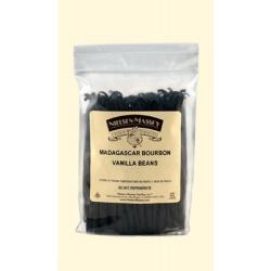 Nielsen Massey Madagascar Bourbon Pure Vanillas Beans Prime Grade 1 Lb - Bulk