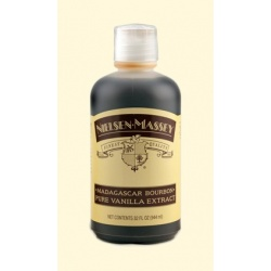Nielsen Massey Madagascar Bourbon Pure Vanillas Extract 8 Oz.