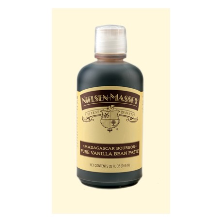 Nielsen Massey Madagascar Bourbon Pure Vanillas Bean Paste 1 Qt