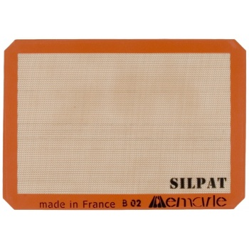 "Sasa Demarle Silpat: The Original Non-Stick Silicone Liner US Half Size 11.62"" x 16.5"" (295 x 420 mm) - AE420295-07"