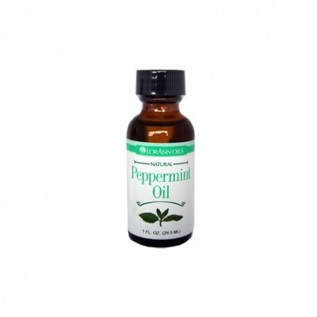 Lorann Oil Natural Peppermint Super Strength Flavor Oil - 4oz