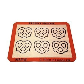 Sasa Demarle Silpat Perfect Pretzel 11''x17''
