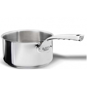 De Buyer Saucepan Stainless Steel  MILADY - ? 6 1/4'' - 1.7qt