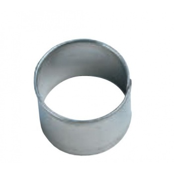 Stainless Steel Cookie Cutter Round ø 67mm x 40mm H
