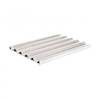Aluminum Baguette Pan -15.75'' x23.66'' x 2''