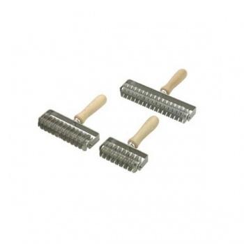 "Stainless Steel Lattice Cutter 4 3/4"""