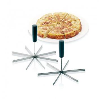 Stainless Steel Pie Slicer 6 Wedges