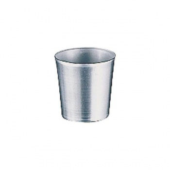 "Dariole/Baba Mold Aluminium - Diam. 2 3/8"" X 2 3/8"" - 4 OZ - Set of 10"