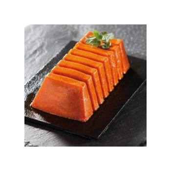 "Sasa Demarle Flexipan Origine - Fluted Rectangular Cake 3.56"" x 7.62"" (90 x 195 mm) - FM499"