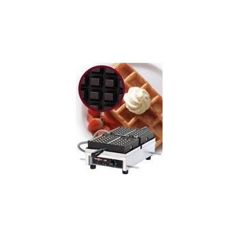 "Krampouz Belgian Waffle Maker - 3 x 5 Bruxelles (120V) ""WECDAAAS"""