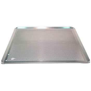 Aluminium Perforated Sheet Pan European Style -13''x18'' - Ø3mm